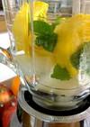冬瓜とフルーツのジュース/スムージー