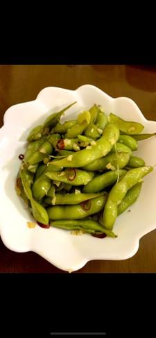 ハワイアン枝豆おつまみ