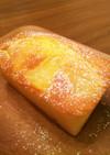 夏パウンド2☆パインとココナツのケーキ