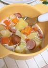 野菜たっぷりクリーム煮