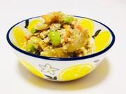 卯の花の煮物の写真