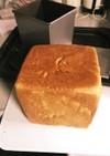 ホームベーカリーで豆乳はちみつ食パン
