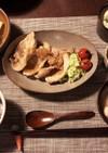 豚ロースの生姜焼き