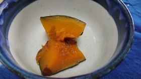 かぼちゃのハニー煮付け