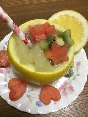 簡単!子どもも喜ぶフルーツポンチ
