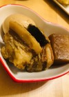 QC 簡単角煮 白米炊飯 豚バラ大根