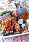 常備菜とサワラ西京焼 メタボ弁当 詰め方
