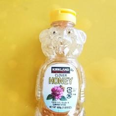 蜂蜜を固まらせない為に♪