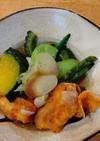 揚げだし豆腐より、野菜が主役だ❗夏野菜