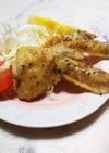 鶏手羽先のオーブン焼き