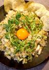 再現以上!陽菜ののり塩すごもりチャーハン