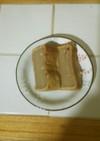 冷製小豆とうふのパウンドケーキ