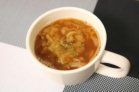 栄養満点♪絶品オニオンスープ♪