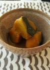 かぼちゃの炒め煮
