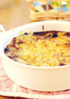 大豆ピューレでコクうまカレードリア