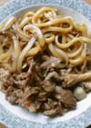 牛肉と舞茸のすき煮♪