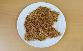 ティルチッキ(インドのゴマのお菓子)