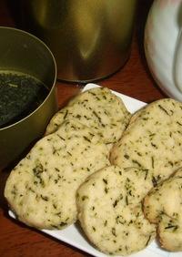 ฺ♡サックサクฺ✿ฺ緑茶のクッキーฺ♡ฺ
