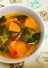 野菜たっぷり 美味しい脂肪燃焼スープ