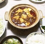 本格☆四川風麻婆豆腐の写真