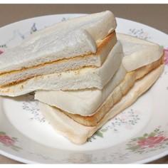 【イギリス名物】トーストサンドイッチ