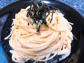 簡単☆濃厚☆たらこマヨスパゲティ♪