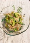 ゴーヤとツナの簡単サラダ