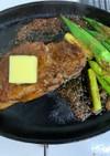 黒酢にんにくステーキソース