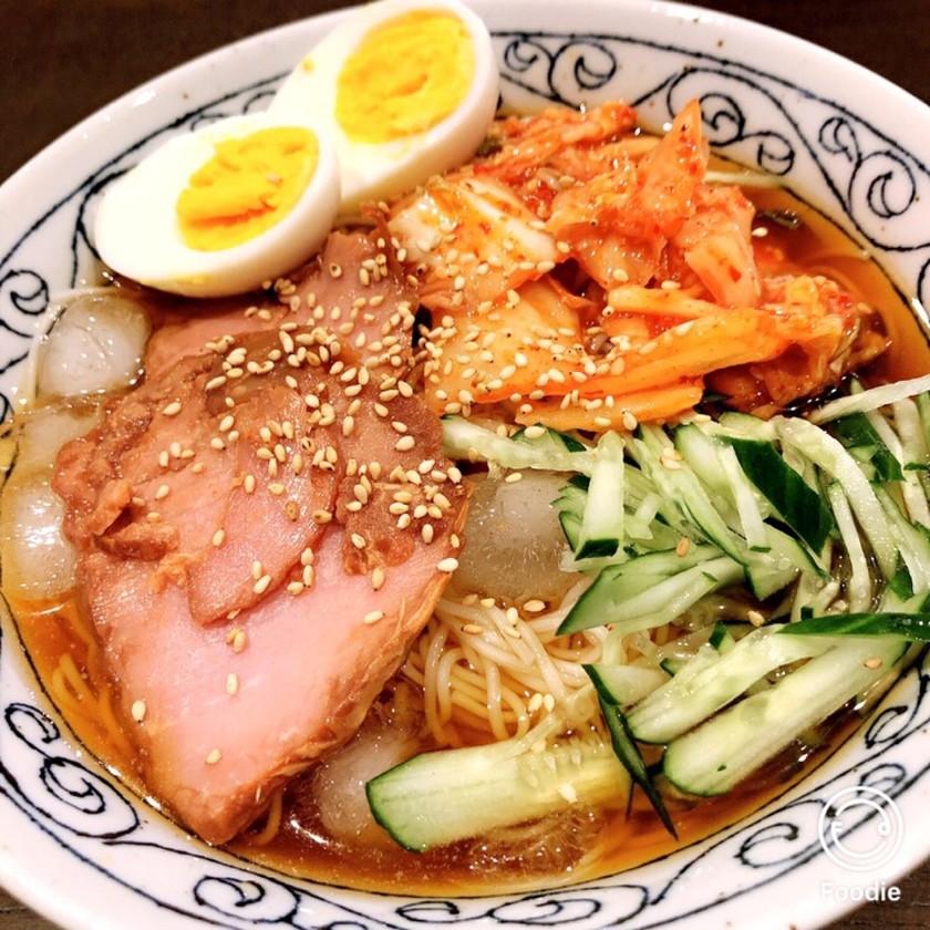 ピリ辛!!韓国風冷麺~素麺アレンジ