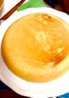 炊飯器でスフレチーズケーキグルテンフリー