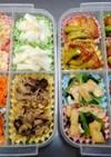 冷凍で作り置きお弁当副菜 9月二週目