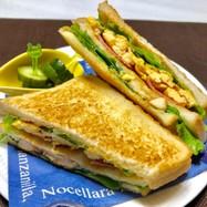 ◆クラブハウスサンドイッチ◆ランチ