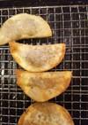 余った麻婆豆腐で揚げ餃子