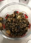 ご飯に合う茄子の佃煮風