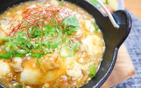 ごはんに合う四川風麻婆豆腐