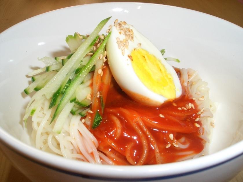 本場韓国の味★辛うま!ビビン麺