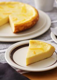 炊飯器で♪ニューヨークチーズケーキ