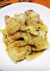 鶏肉バジル