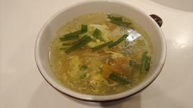 簡単中華たまごスープ