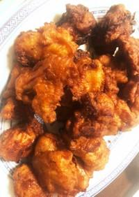 簡単で失敗しない、美味しい鶏の唐揚げ