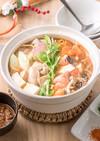 紅白ご長寿鍋