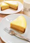 オーブントースターで☆簡単バウムクーヘン