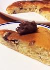 【HM】あんこたっぷりのパンケーキ♪