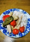 お料理一年生簡単❤時短❤スープかけご飯❤