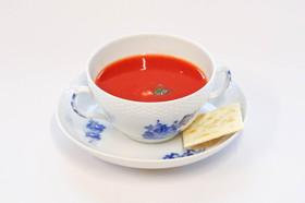 ホットトマトスープ