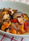 タコのラタトゥイユ★神戸市学校給食レシピ