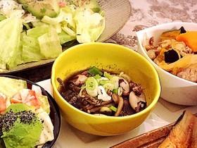 ヤリイカの生姜ポン酢煮
