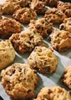シリーのザクザクチョコチップクッキー
