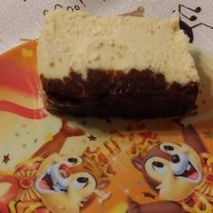 コーヒー豆好きのコーヒーチーズケーキ♡