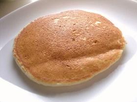 もち♡香ばし♡アーモンドおからパンケーキ